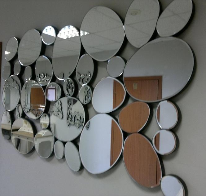 Зеркала на заказ фото